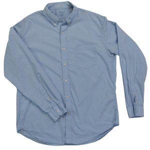 4/$25 J. Crew Blue Light Weight Button-Down Shirt